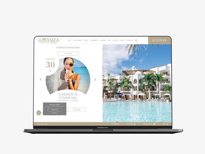 SocialVal Diseño web en Lanzarote